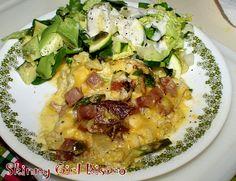 Popular Cauliflower Casserole, My Version | Skinny Girl Bistro