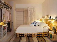 Decoração para o quarto de casal irresistível (para ele e para ela) | http://www.blogdocasamento.com.br