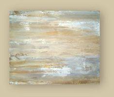 Large Original Abstract Acrylic Painting Fine Art by orabirenbaum