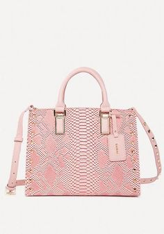 Faux Snake Satchel - Handbags - All Handbags | bebe #Pradahandbags #allhandbagbrands