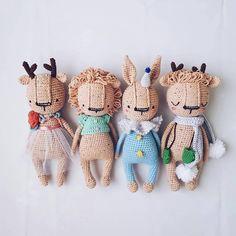 Автор фото @sasha.koffer - подписывайте свои фото тегом #weamiguru, лучшие попадут в нашу ленту! #amigurumi #crochet #knitting #cute…