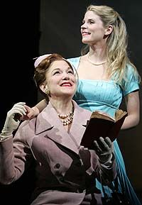 "One of my most memorable theatre experiences.  Victoria Clark and Kelli O'Hara in Guettel's ""The Light in the Piazza"""