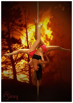 Pole Art @ Entangle & Sway Pole Dance Fitness Studio
