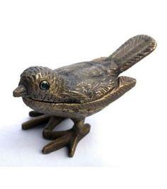 brass bird box