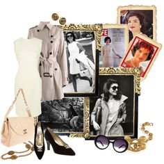 Jackie O, created by valeria-87 on Polyvore