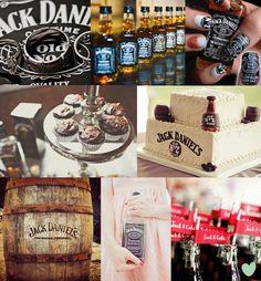 Jack Daniel's Wedding Theme from The Wedding Community