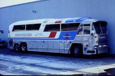 Greyhound Canada bus 350 (MCI MC-6)) | taken at Vancouver, B… | Flickr