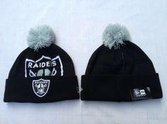 Cheap NFL Oakland Raiders Beanies (24) (47806) Wholesale | Wholesale NFL Beanies , for sale online  $5.9 - www.hatsmalls.com