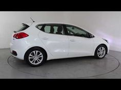 KIA CEED 1.6 CRDI 2 ECODYNAMICS - Air Conditioning - Alloy Wheels - Bluetooth - Cruise Control - Free Road Tax - Spare Key - Parking Sensors | In white ...