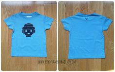 Diseña tus camisetas con papel transfer 38b37ea704f4f