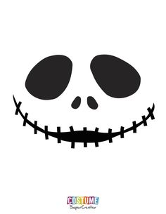 Jack Skellington Face Projects To Try In 2018