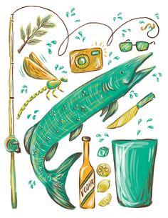 Illustration — Shauna Lynn Panczyszyn - Hand Lettering Illustration