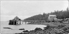 Port Hardy - Historical Communities- North end of Vancouver Island