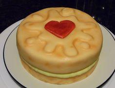 Jammie dodger cake recipe