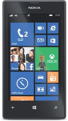 Nokia Lumia 520 GoPhone (AT&T) $48.94 @ Amazon - Hot Deals
