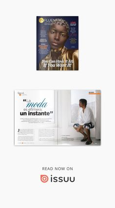 January / February 2018 InFluential Magazine, Spanish InFluential, and Teen InFluential  The InFluential Family is Dedicated to the Art of Living Well.  #magazine #revista #gentlemanstyle #influentialmagazine #SpanishInfluential #influencer #influyente #mediakit #lujo #modamasculina #entrenamiento #entrevista