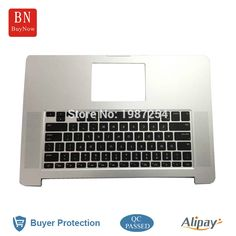 """91.80$  Watch here - http://aliio2.worldwells.pw/go.php?t=32576834483 - """"2015 Year New 15.4"""""""" Laptop Original Top Case For MacBook Pro Retina 15'' A1398 Topcase With Keyboard US Version 2015 Year"""" 91.80$"""