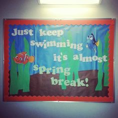 """resident assistant board ideas april 