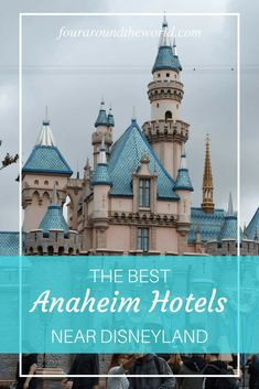If you're planning a Disneyland adventure or simply heading to Anaheim, you'll want to know the 10 best Anaheim hotels near Disneyland for your trip! California Places To Visit, California Camping, California Vacation, Disneyland California, California California, California Quotes, California Burrito, California Mountains, California Closets