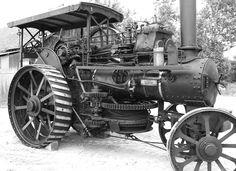 Fowler Winding Engine