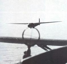 German glider - Mussolini rescue 1943