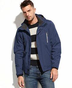 Hawke & Co. Outfitter Jacket, Defender Fleece-Lined Performance Jacket