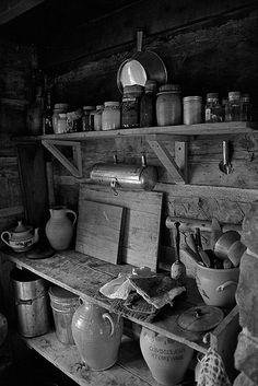 still life, cabin interior, littleton historical museum