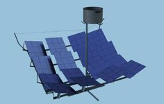 GoSol releases first free solar concentrator construction guide : TreeHugger