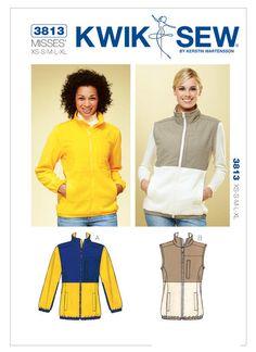 K3813 | Kwik Sew Patterns