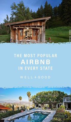 According to Airbnb, each home listed is the most popular in its state. So, start planning your summer road trip now. Harpers Ferry, Road Trip Games, Hot Springs, West Virginia, Travel Usa, Trip Advisor, Travel Destinations, Beautiful Places, Places To Visit