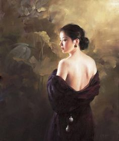 paintings Bo jia asian