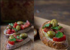 Fedi Gioia Food Photography - Bruschetta, Baked Potato, Food Photography, Baking, Ethnic Recipes, Life, Bakken, Backen, Baked Potatoes