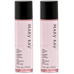 Mary Kay Oil-Free Eye Makeup Remover 3.75 fl. oz - 2 Pack Mary Mary, Oil Free Makeup Remover, Beauty Consultant, Beauty News, Markers, Eye Makeup, How To Remove, Lipstick, Perfume