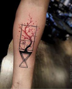 Tattoo by @rodferod  ___ New page @Equilattera_art ___ www.EQUILΔTTERΔ.com ___  #Equilattera