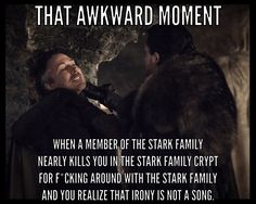 """Irony is not a song, Littlefinger. Jon Snow will end you. Game of Thrones (s7 ep2 """"Stormborn"""")"""
