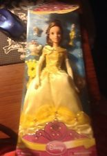 Disney Store Beauty and the Beast Princess and Friends Belle doll