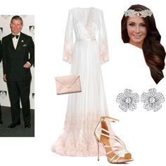 """""""With father on state visit to Morocco"""" by royal-fashion on Polyvore"""