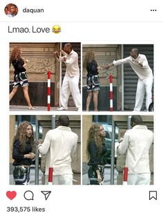 Pin: ✨ give me more board ideass teen posts, funny posts, dank Cute Relationship Goals, Cute Relationships, Freaky Relationship, Black Couples, Cute Couples, Funny Memes, Hilarious, Bae Goals, Pranks