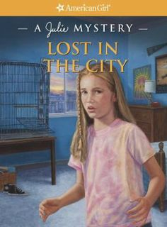 """Julie is excited to take care of Lucy, a talking parrot, while her friend Ivy is on vacation. But soon she realizes that she has taken on more than she can handle. Then Julie discovers that an old friend is hiding secrets from her. Could he be responsible for the strange things happening at Ivy's house? Or is someone--or something--else to blame? An illustrated """"Looking Back"""" section describes the wild parrots of Telegraph Hill, plus the increase in vegetarianism in the 1970s."""