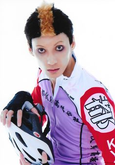 Murata Mitsu as Midousuji Akira in Yowamushi Pedal ~Sohoku Shin Sedai, Shidou~