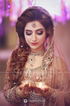 Elegant pakistani bridal makeup before and after images - Makeup Tips For Redheads Pakistani Bridal Makeup, Pakistani Wedding Dresses, Indian Bridal, Pakistani Bridal Hairstyles, Engagement Makeup, Engagement Dresses, Bridal Looks, Bridal Style, Pakistan Bride