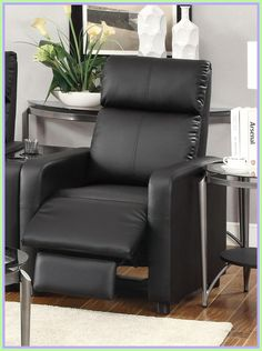 Recliner Sofa New Design Large SIze L Shaped Sofa Set . New Contemporary Recliners Furniture Chair Leather Chase . Delangelo Theater Power Leather Reclining Sofa With Cup . Home and Family Modern Recliner Chairs, Modern Couch, Sofa Chair, Modern Lounge, Tufted Sofa, Bed Sofa, Sofa Tables, Sleeper Sofa, Lounge Chairs