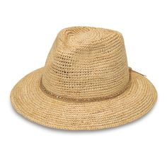 Wallaroo W Collection - Malibu - Raffia Hat - Adjustable Fit * Hurry! Check out this great product(This is an affiliate link and I receive a commission for the sales) : Best Travel accessories for women