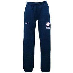 Navy Nike South Alabama Jaguars Logo Elastic Pants $46.95