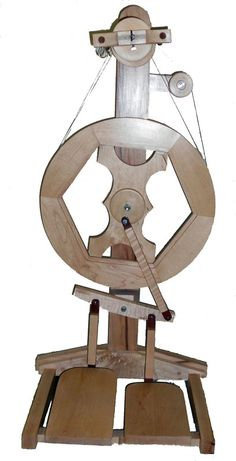 hilltopper dt spinning wheel