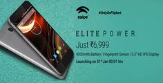 Flipkart's Great Offer ELITE POWER at Just Rs. 6999