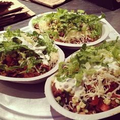 Chipotle Mexican Grill - Mexican - Feel the Mexican spirit with the authentic Mexican foods and drinks offered at Chipotle Mexican Grill