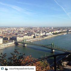 #Repost @courtneysadventures Budapest  #europe #Budapest #Hungary #travel #studyabroad #ispyapi #danube #nature #scenery