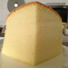 \ Coconut Butter Sponge cake Ingredients: Butter Coconut paste (if you can't find this paste, just replace with butter) Cake Flour, sifted 6 egg yolks 1 tsp Vanilla extract … Lemon Sponge Cake, Sponge Cake Recipes, Coconut Sponge Cake, Torte Cake, Cake & Co, Bolo Chiffon, Sweet Cooking, Bowl Cake, Plum Cake
