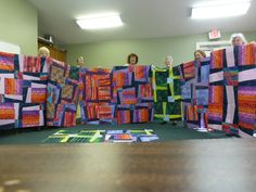 Sew Day to make Charity Quilts!!